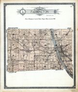 Farmington Township, Van Buren County 1918